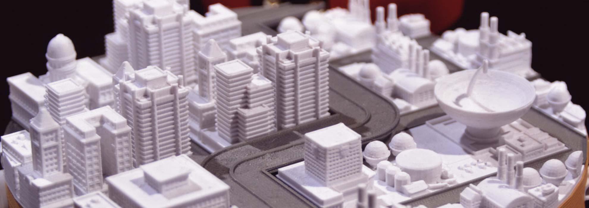 Проект архитектурной застройки
