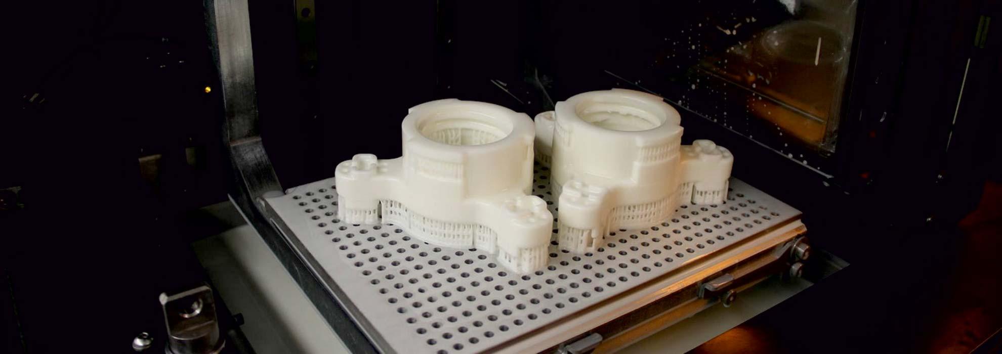 Детали изделия напечатанные на 3 Д принтере