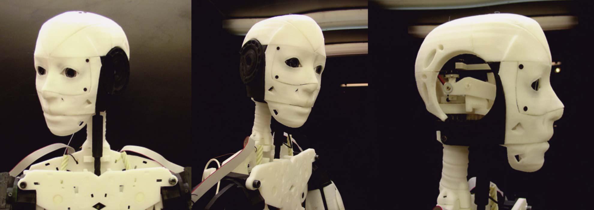 Робот в виде человека
