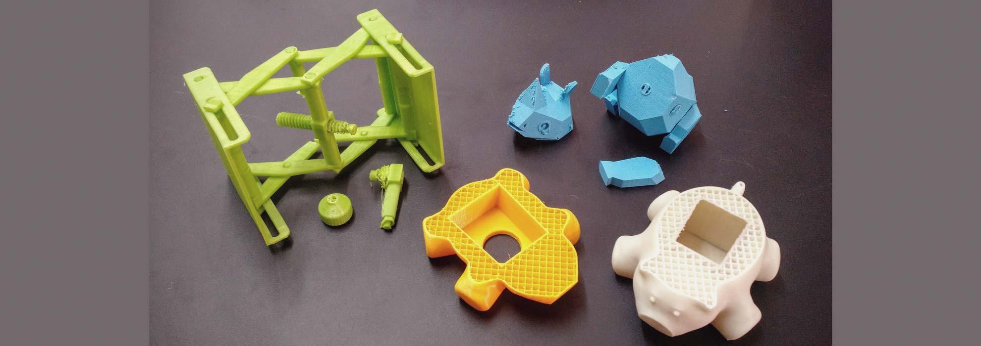 Игрушки из составных деталей