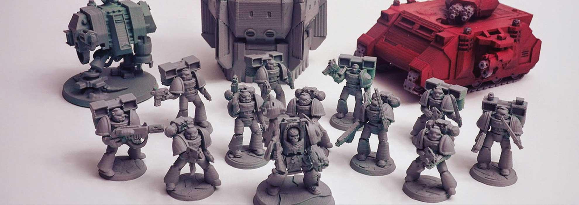 Набор солдатиков и боевой техники