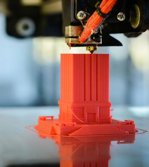 FDM технология 3Д печати