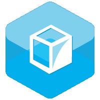 иконка - услуги мелкосерийного производство, литье пластика