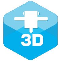 иконка - услуги 3d-печати